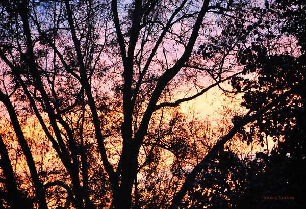 Photograph - Mesmerizing Sunset by Gerlinde Keating - Galleria GK Keating Associates Inc