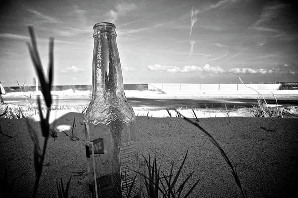 Katrina Digital Art - Message In A Bottle by Alicia Morales