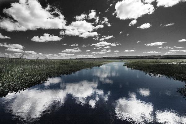 Photograph - Messalonskee Lake Entrance by John Meader