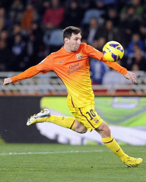 Lionel Photograph - Messi 3 by Rafa Rivas