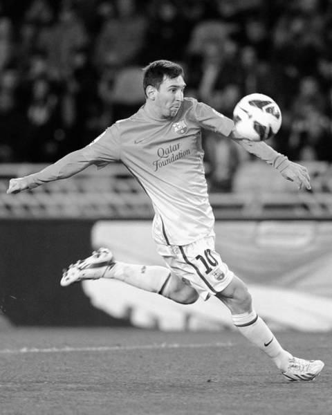 Lionel Photograph - Messi 6 by Rafa Rivas