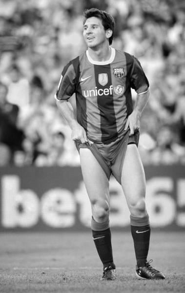 Lionel Photograph - Messi 7 by Rafa Rivas