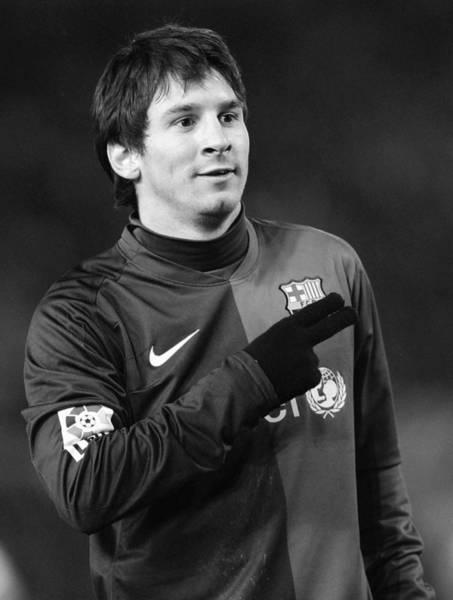 Lionel Photograph - Messi 8 by Rafa Rivas