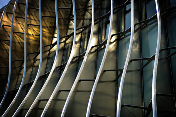 Photograph - Metal Wave No. 3 by Bud Simpson