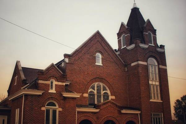 Photograph - 4004 - Methodist Church In Brown City by Sheryl L Sutter