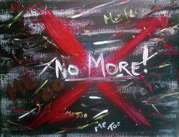 Me Too Painting - Me Too, No More by Eseret Art