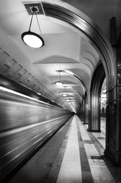 Metro #5147 Art Print
