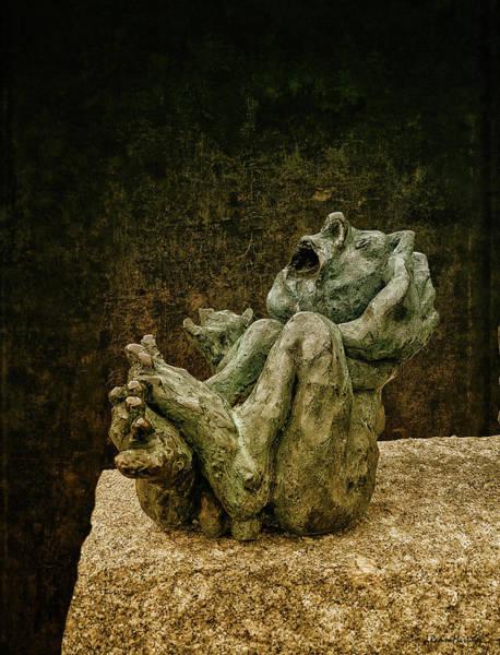Collin Photograph - Metro Sculpture by Ramon Martinez