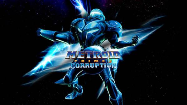 Digital Art - Metroid Prime 3 Corruption by Maye Loeser