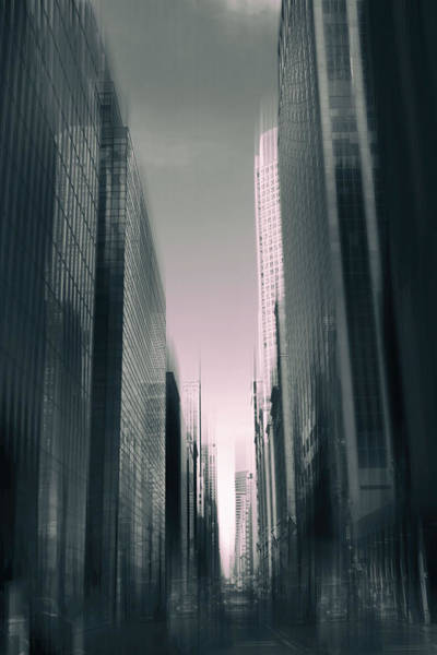 Photograph - Metropolis II by Jessica Jenney