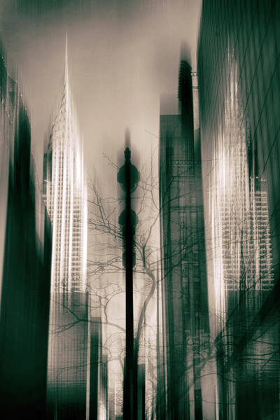 Photograph - Metropolis Mood by Jessica Jenney