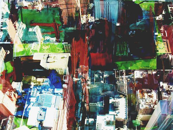 Steel City Photograph - Metropolis Viii by David Studwell