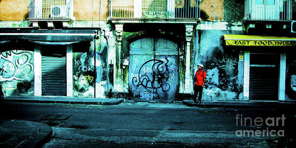 Photograph - Metropolitan Man by Bruno Spagnolo