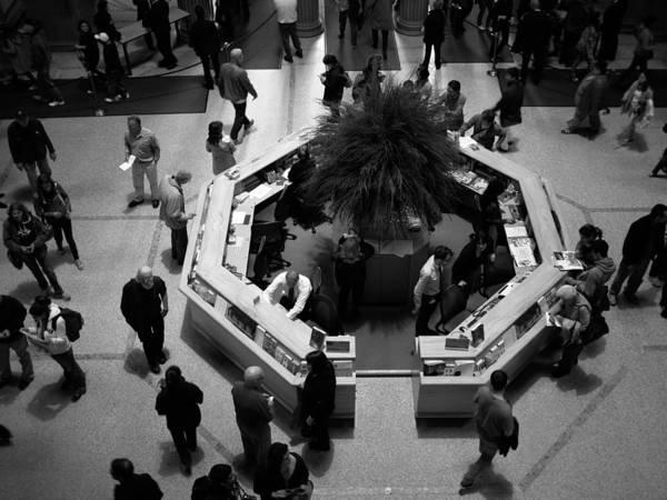 Photograph - New York Metropolitan Museum by M G Whittingham