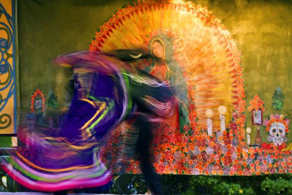Photograph - Mexican Folk Dancers by Gigi Ebert