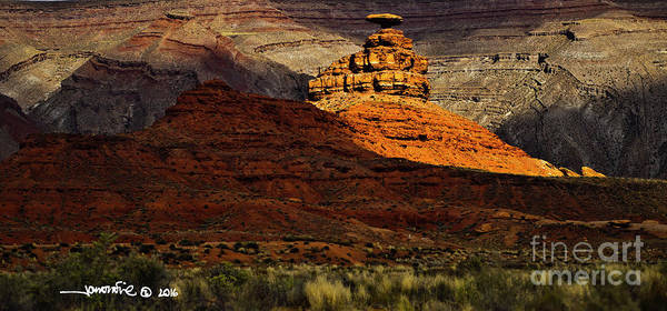Photograph - Mexican Hat 1 by Jonathan Fine