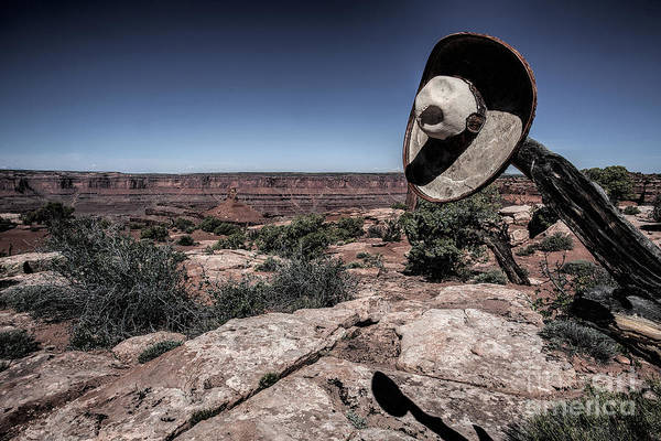 Photograph - Mexican Hat Rack by Jim Garrison