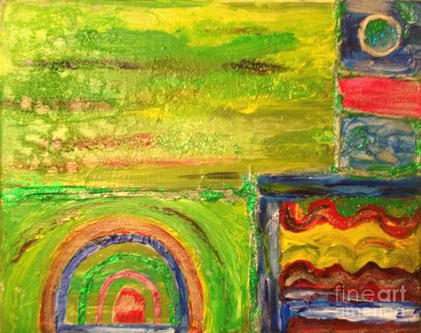 Painting - Mexican Hat by Sarahleah Hankes