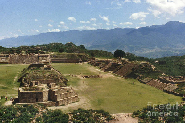 Photograph - Mexico: Monte Alban by Granger