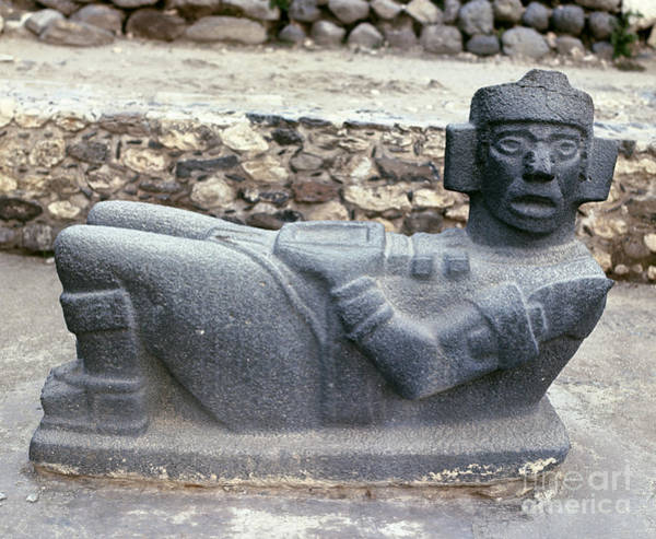 Photograph - Mexico: Toltec Altar by Granger