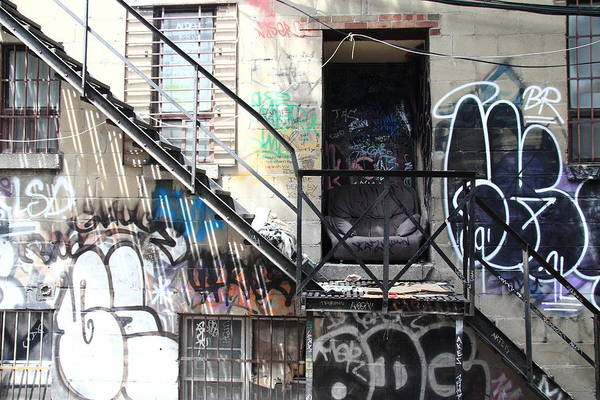 Wall Art - Photograph - Mezzanine by Kreddible Trout
