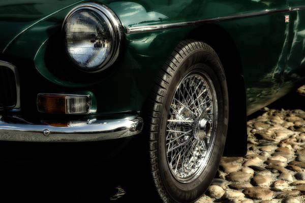 Wall Art - Photograph - Mgb Classic Car by Georgia Fowler