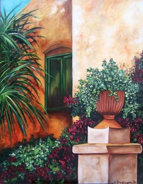 Painting - Mi Casa De Sueno - Sold by Susan Dehlinger