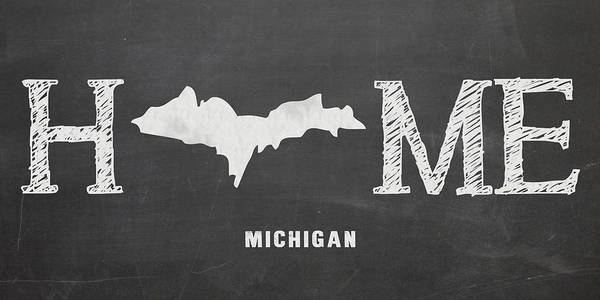 Mac Mixed Media - Mi Home by Nancy Ingersoll