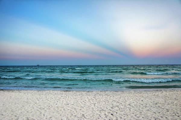 Wall Art - Photograph - Miami Beach Sunset by Art Spectrum