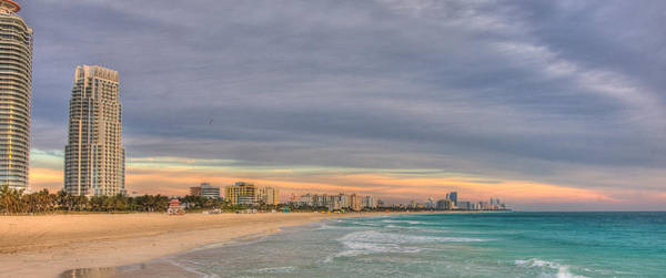 Wall Art - Photograph - Miami Beach by William Wetmore