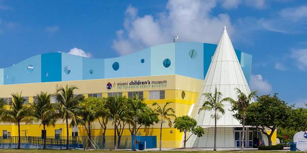 Photograph - Miami Children's Museum II by Ed Gleichman