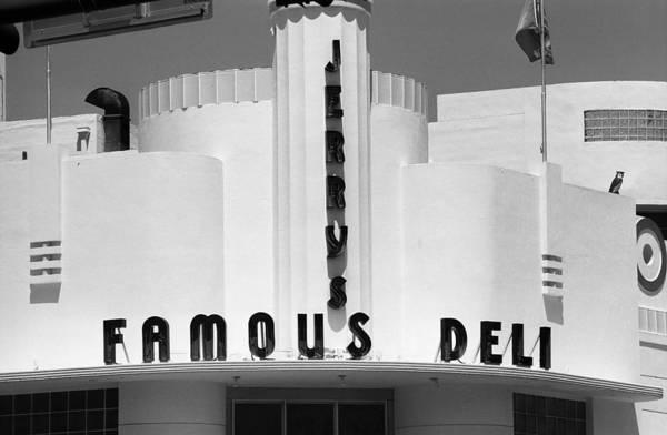 Photograph - Miami South Beach - Art Deco 78 by Frank Romeo