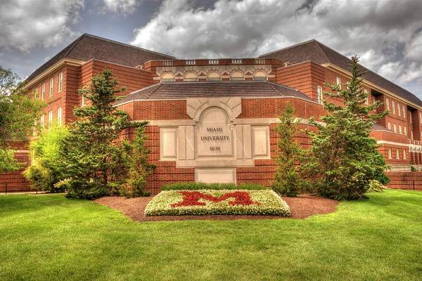 The Mac Wall Art - Photograph - Miami University Oxford,ohio by Paul Lindner