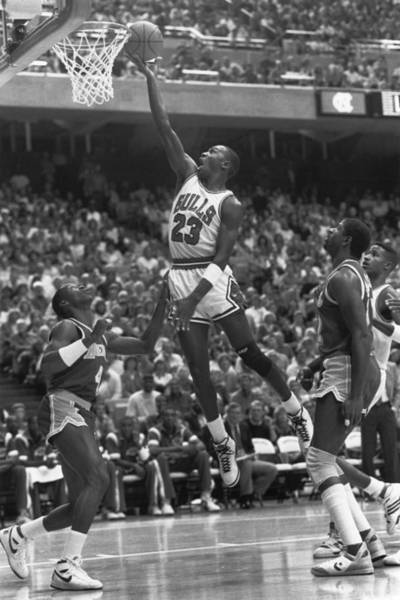 Chicago Bulls Photograph - Michael by Matt Plyler