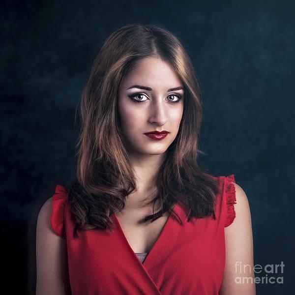 Photograph - Michela by Traven Milovich