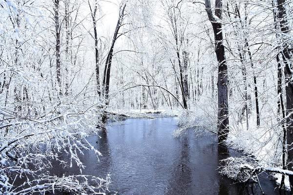 Photograph - Michgan Winter 10 by Scott Hovind