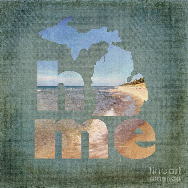 Holland Mi Wall Art - Photograph - Michigan Home by Emily Kay