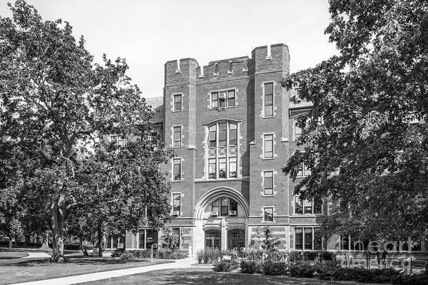 Photograph - Michigan State University Human Ecology by University Icons