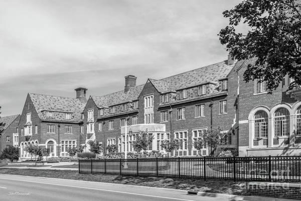 Photograph - Michigan State University Landon by University Icons