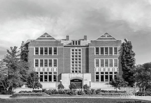 Photograph - Michigan State University Union by University Icons