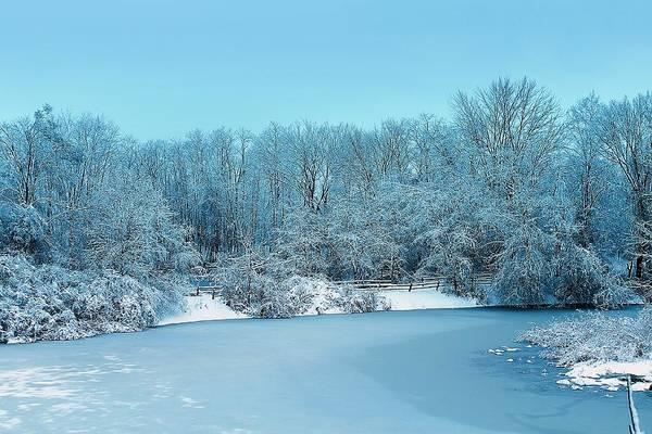 Photograph - Michigan Winter 6 by Scott Hovind