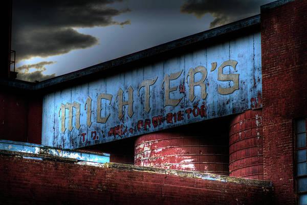 Poteen Photograph - Michter's Brew by Scott Wyatt