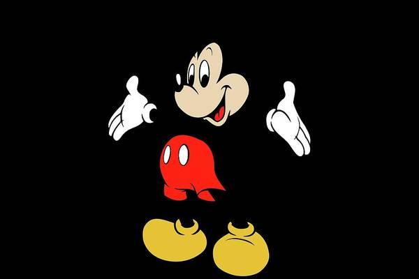 Digital Art - Mickey by Movie Poster Prints