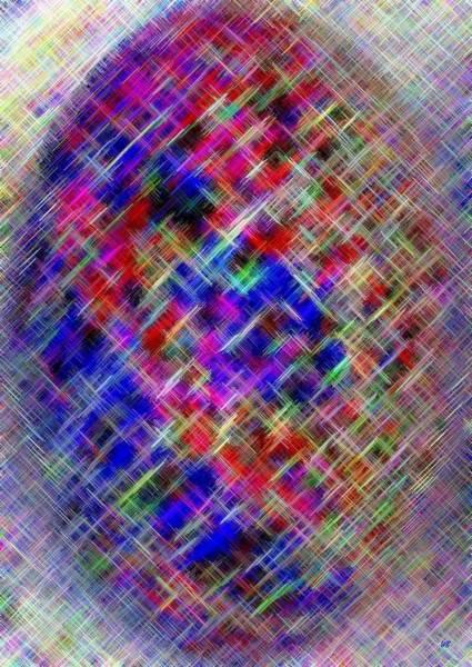Appeal Digital Art - Micro Linear 4 by Will Borden