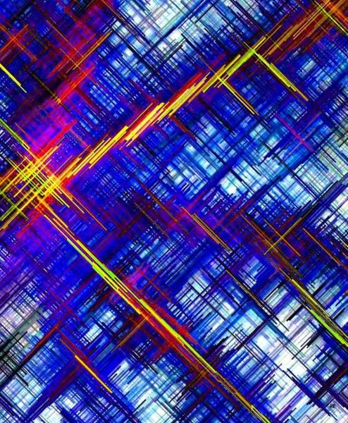 Appeal Digital Art - Micro Linear 6 by Will Borden