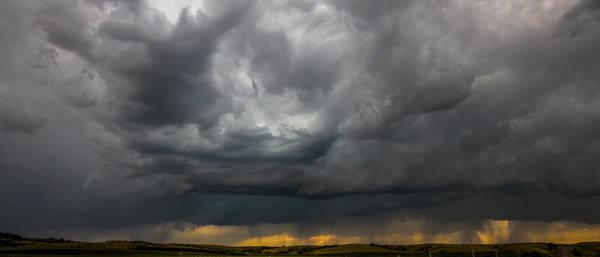 Photograph - Mid July Nebraska Thunderstorms 001 by NebraskaSC