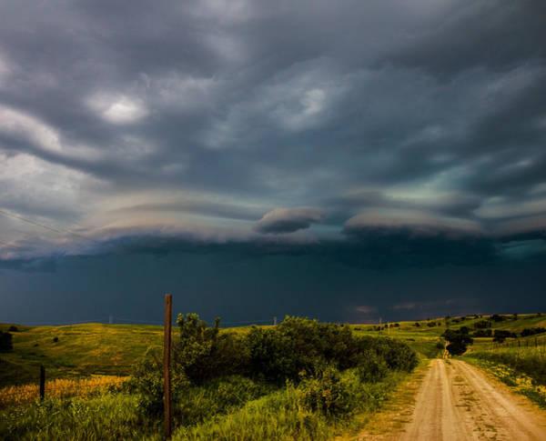 Photograph - Mid July Nebraska Thunderstorms 035 by NebraskaSC