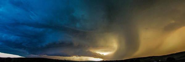Photograph - Mid July Nebraska Thunderstorms 047 by NebraskaSC