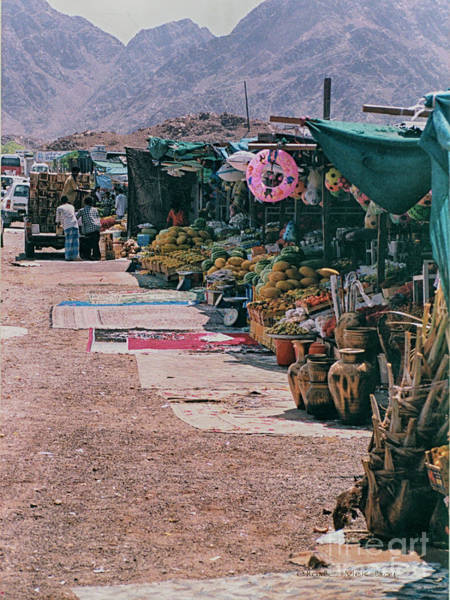 Photograph - Middle-east Market by Charles McKelroy