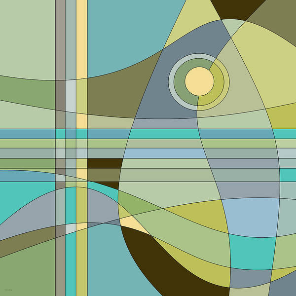 Digital Art - Midnight Breeze by Val Arie